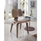 Fathom Wood Dining Chairs - Walnut (Set of 2) - EEI-870-WAL