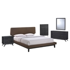 Bethany 5 Pieces Queen Platform Bedroom Set