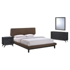 Bethany 4 Pieces Queen Bedroom Set