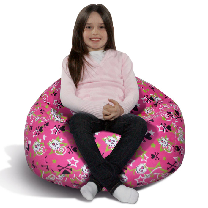 Stars & Bones Toddler Size Bean Bag - EL-30-1011-6053