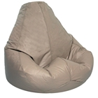 Lifestyle Cobblestone Extra Large Bean Bag Chair