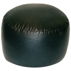 Lifestyle Bigfoot Footstool Bean Bag in Ebony