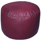 Lifestyle Bigfoot Footstool Bean Bag in Burgundy