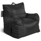 Big Maxx Mega Bean Bag Armchair - Black