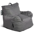 Big Maxx Mega Bean Bag Armchair - Gray