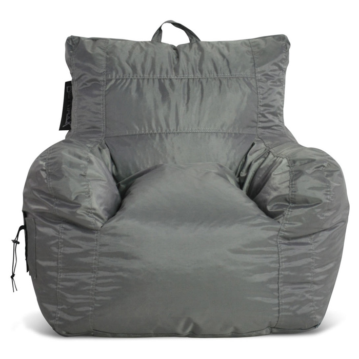 Big Maxx Kids Bean Bag Armchair - Gray - EL-30-9602-051