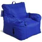 Big Maxx Kids Bean Bag Armchair - Blue