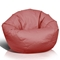 Classic Extra Large Bean Bag in Burgundy - EL-30-9503-322