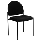 Stackable Side Chair - Black
