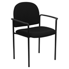 Stackable Armchair - Black