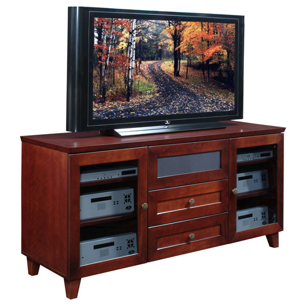 61'' Wide Shaker TV Stand Console