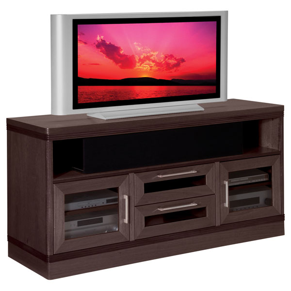 62'' Wide Transitional TV Stand, Wnge