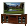 70'' Wide Shaker TV Stand Console
