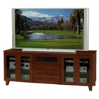 70 Wide Shaker TV Stand Console