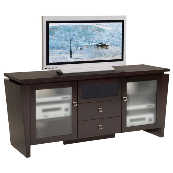 70'' Classic Modern TV Stand in Wenge