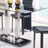 Tiago Glass Dining Table