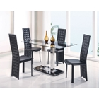 Tiago 5 Piece Dining Set