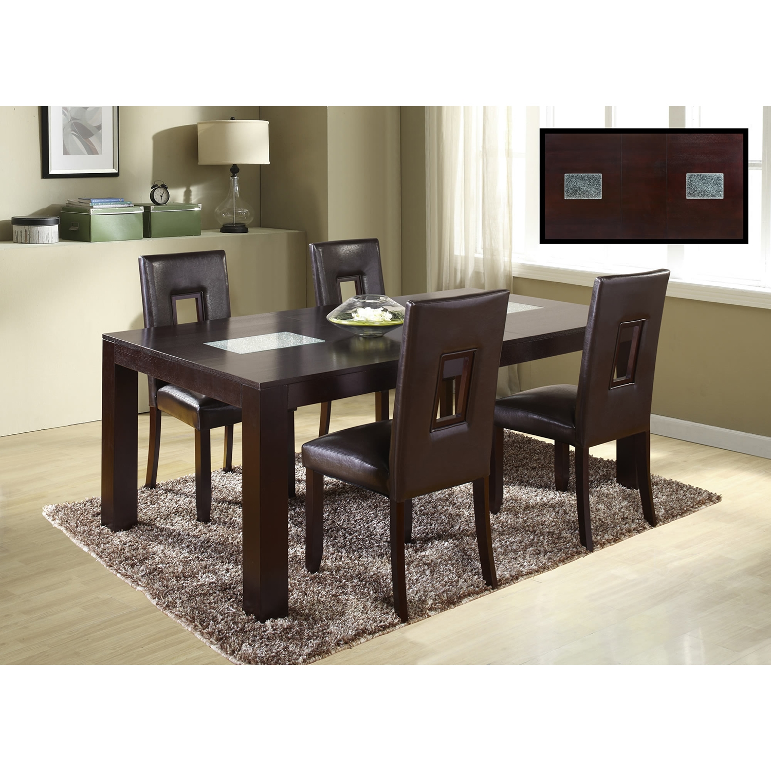 Nicolas Dining Table in Wenge