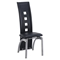 Colby Dining Chair Black - GLO-D1058DC-M