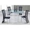 Sabrina Dining Chair in Black - GLO-D290NDC-BL