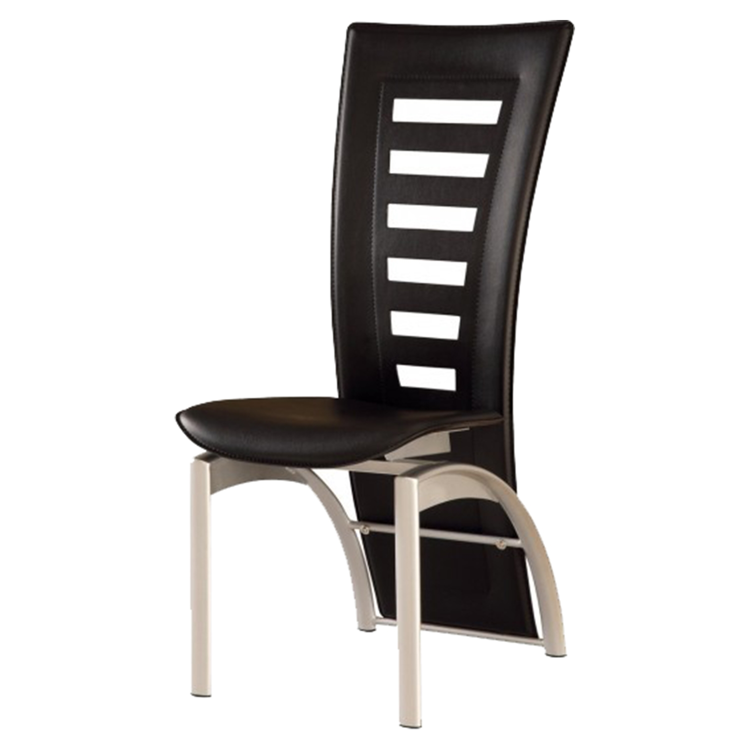 Sabrina Dining Chair in Black