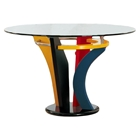 Manuel Dining Table - Multi Color