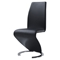 Skylar Dining Chair in Black - GLO-D9002DC-BL-M