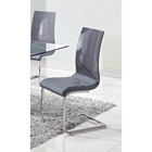 Sergio Dining Chair - Gray