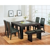 Tristan Dining Table in Wenge