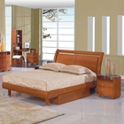 Emily Bedroom Set in Cherry