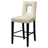 Brinley Leather Bar Stool