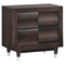 Hampton Nightstand in Antique Mahogany - GLO-HAMPTON-NS-M