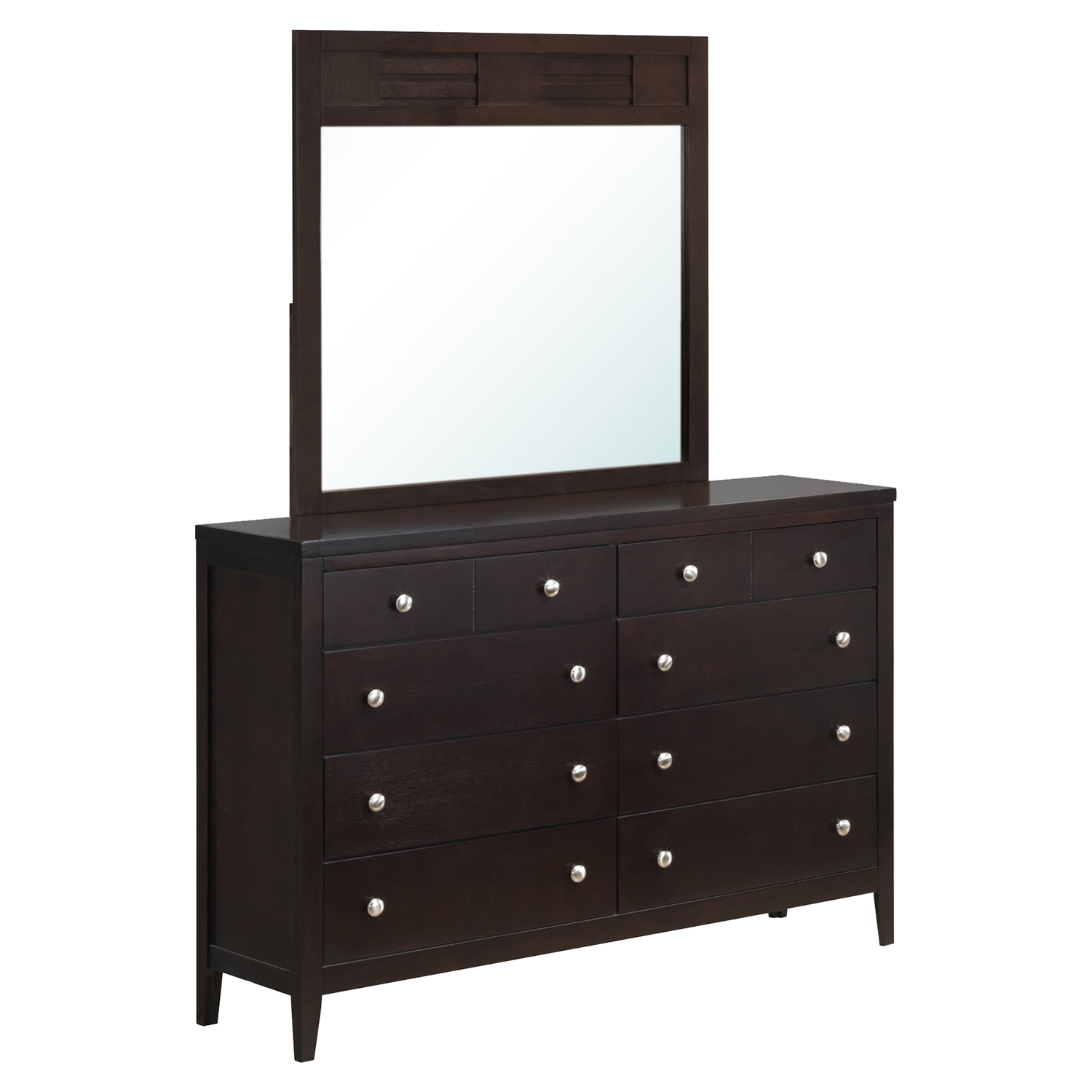 Lily Dresser - Antique Black