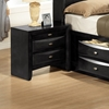 Linda Nightstand, Black