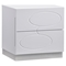 Lola Bedroom Set in White - GLO-LOLA-228-WH-M-BED-SET