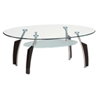 Erica Coffee Table in Black
