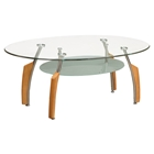 Erica Coffee Table - Beech