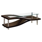 Mariah Coffee Table, Wenge