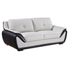 Bryson Sofa in Gray and Black