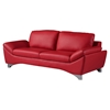 Angelica Natalie Red Sofa