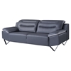 Liliana Natalie Dark Gray/Light Gray Sofa