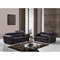 Mikayla Sofa with Headrest Function - Chocolate/Dark Cappuccino - GLO-U7190-L6R-S