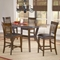 Arbor Hill Counter Height Extendable Gathering Table - HILL-4232-835