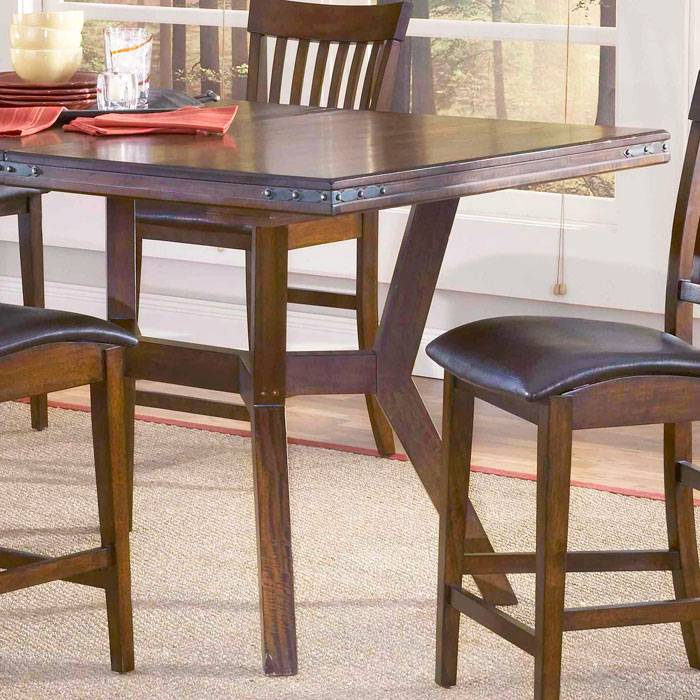Arbor Hill Counter Height Extendable Gathering Table
