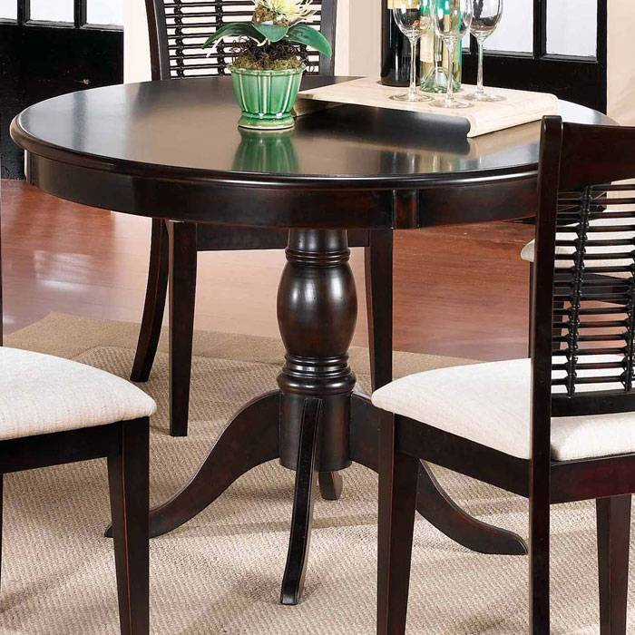 Bayberry - Glenmary Round Pedestal Table