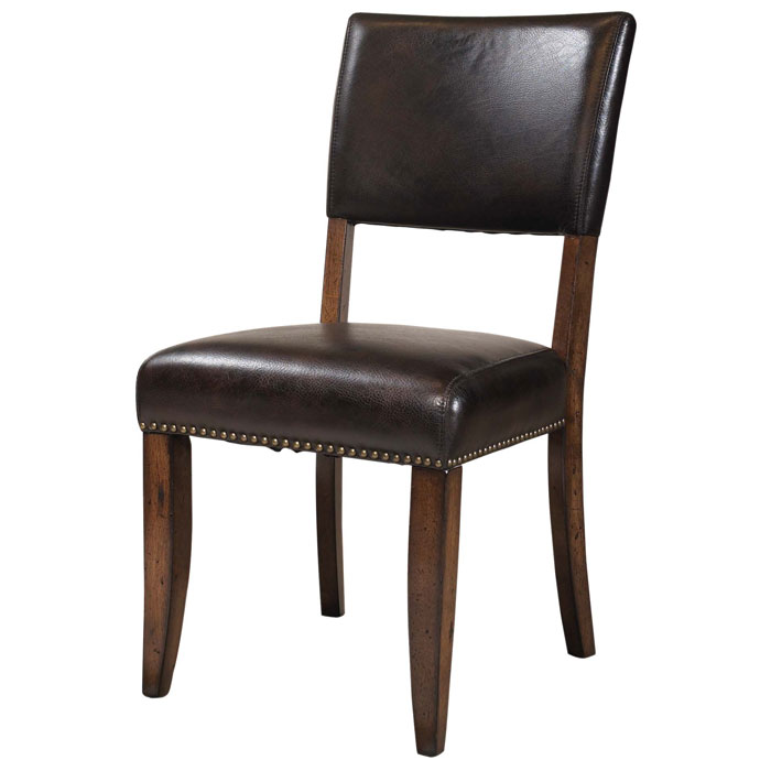 Cameron Brown Parson Dining Chair