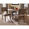 Charleston Parson Dining Chair (Set of 2) - HILL-4670-804