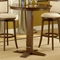 Dynamic Designs Round Pub Table - HILL-4975PTBX