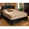 Harbortown Contemporary Platform Bed in Black
