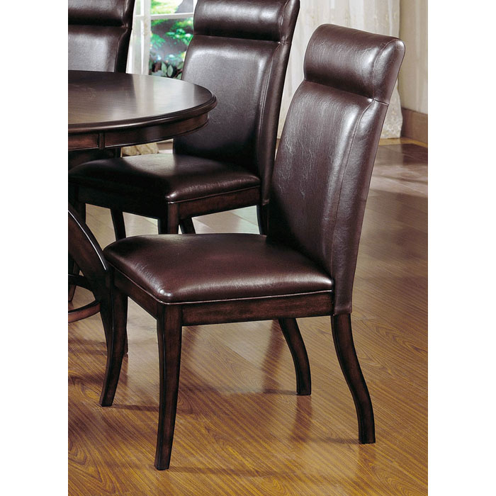 Nottingham Brown Side Chair